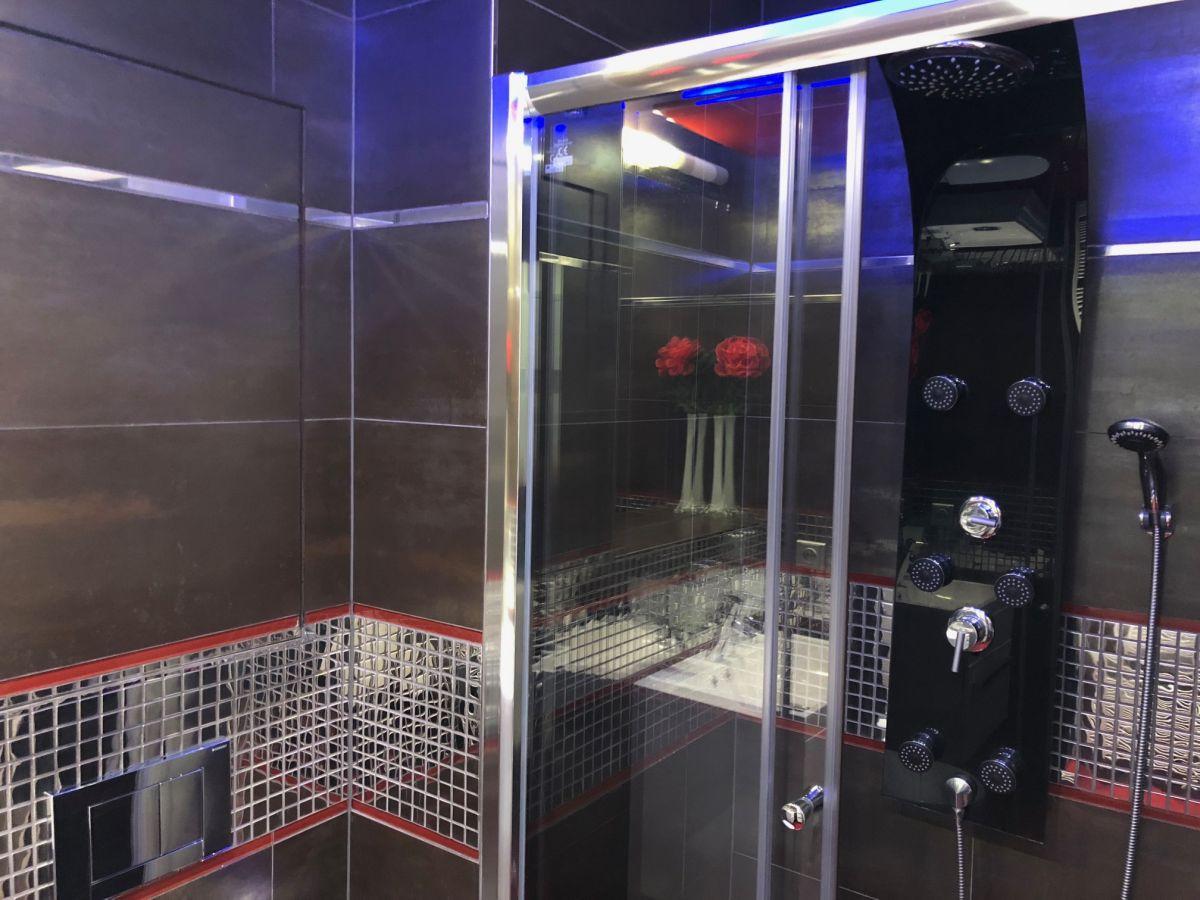 Apartmán Špindlerův Mlýn - koupelna a WC 2