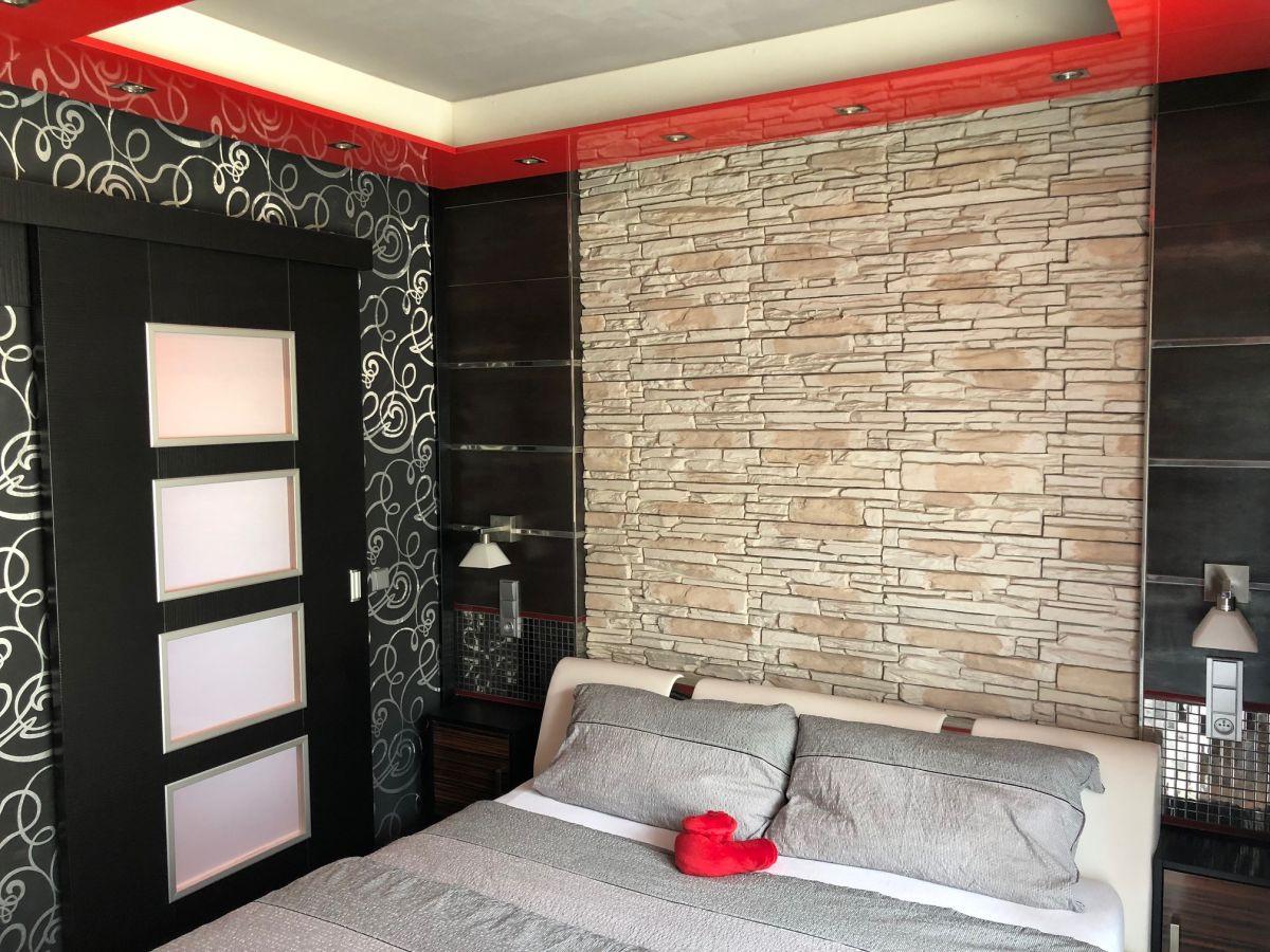 Apartmán Špindlerův Mlýn - ložnice 4