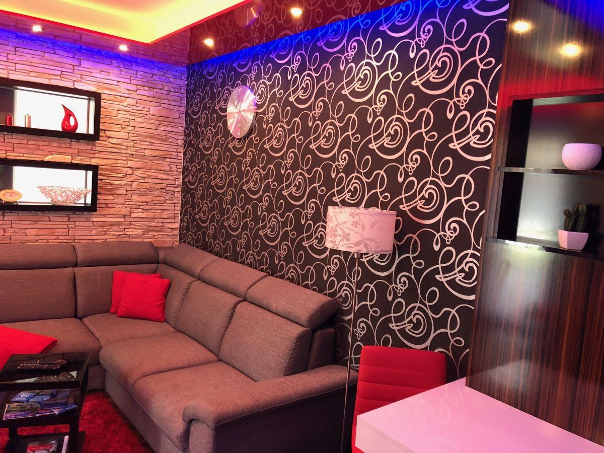 Apartmán Špindlerův Mlýn - obývací pokoj 2