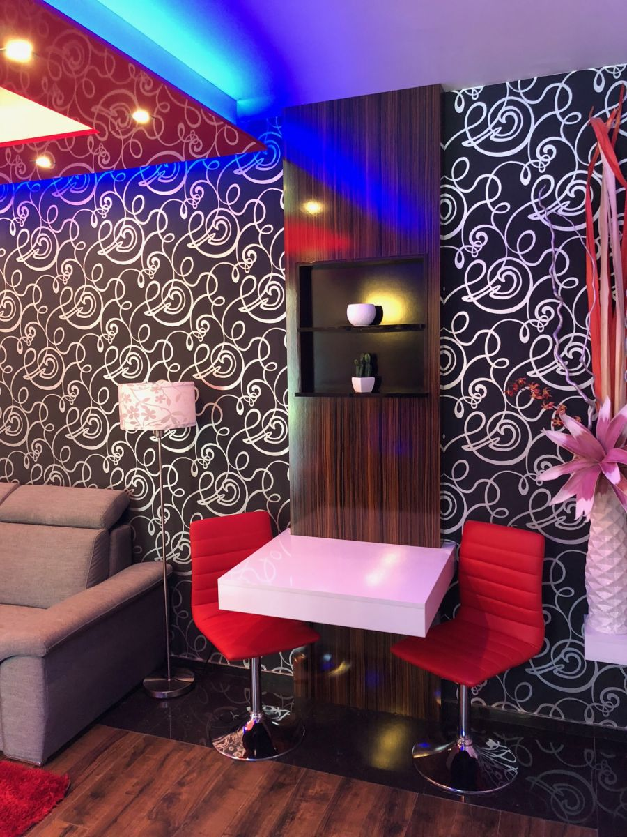 Apartmán Špindlerův Mlýn - obývací pokoj 3
